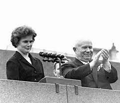 krushchev tereshkova
