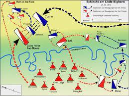 little bighorn battaglia
