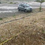 Maltempo Piemonte: devastanti grandinate tra Biellese e Torinese, Ciriè ricoperta di bianco. Fulmine colpisce il Tribunale di Biella [FOTO e VIDEO]