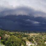 Maltempo Lazio: nuovo temporale con grandine a Roma, tanta pioggia ai Castelli Romani [FOTO e VIDEO]