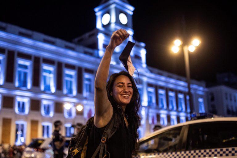 Foto di Rodrigo Jimenez / Ansa