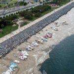 """Il """"muco di mare"""" invade il Mar di Marmara: allarme in Turchia, la mucillagine marina è fuori controllo [FOTO]"""