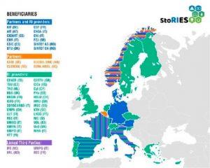 progetto europeo StoRIES