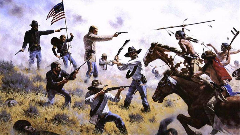 sconfitta little bighorn