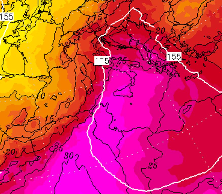 temperature italia 23 giugno 2021 ore 14