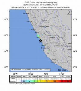 terremoto perù lima
