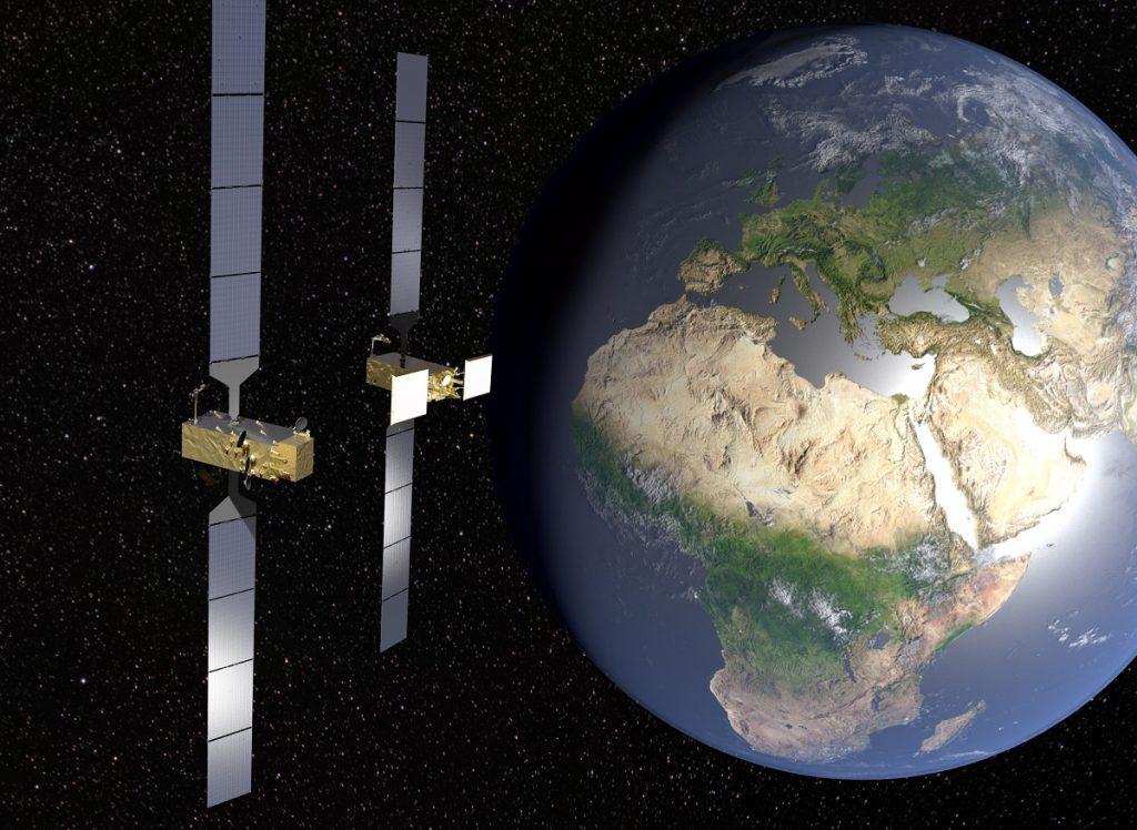 thales telespazio Ministero della Difesa