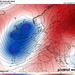Al via un'altra ondata di super caldo in Europa: temperature roventi su gran parte del continente, forte maltempo in Francia e Germania [MAPPE]