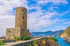 Castello dei Doria vernazza