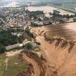 Maltempo in Germania, record di 184mm di pioggia a Nachrodt-Wiblingwerde: dati pluviometrici e dinamica meteorologica dell'Alluvione del Secolo