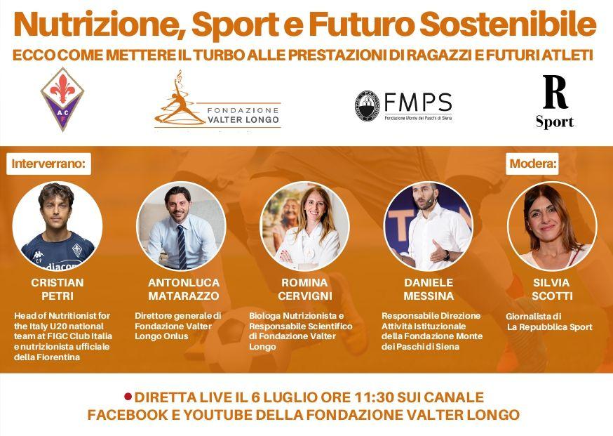Nutrizione, Sport e Futuro Sostenibile ecco come mettere il turbo alle prestazioni di ragazzi e futuri atleti