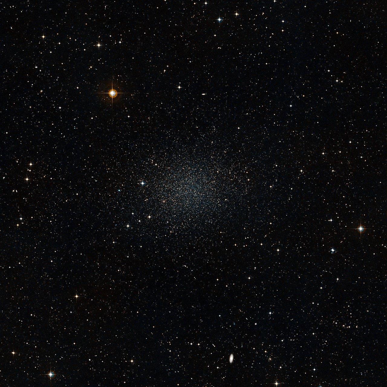 La galassia nana dello Scultore
