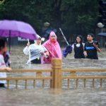 Alluvione in Cina: si aggrava ancora il tragico bilancio in Henan, l'esercito fa saltare la diga di Luoyang [FOTO]