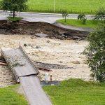 Alluvioni in Austria, danni nel Tirolo e nel Salisburghese: frane, colate di fango e località isolate [FOTO]