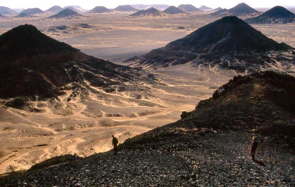 black desert- sahara