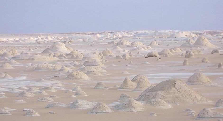 deserto bianco sahara