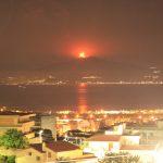 Anche l'Etna celebra l'Italia in finale agli Europei: forte eruzione iniziata subito dopo il rigore di Jorginho – FOTO e WEBCAM in diretta