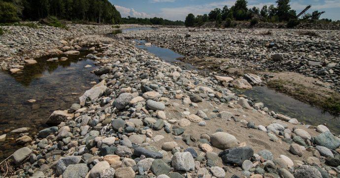 fiume siccità