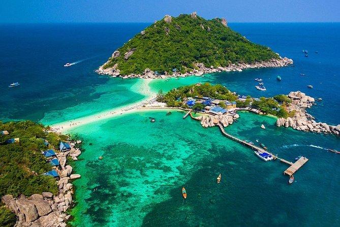isola di Nang Yuan thailandia