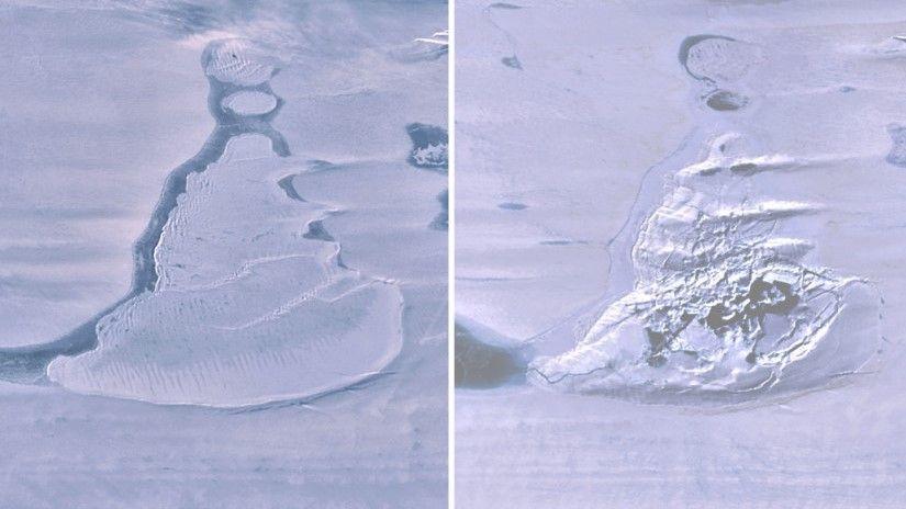 lago antartide nasa