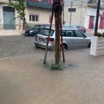 Maltempo, ancora forti temporali in Puglia: nubifragi e allagamenti nel Barese, quasi 80mm di pioggia ad Acquaviva delle Fonti [FOTO e VIDEO]