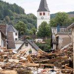 """Maltempo, in Germania e Belgio """"è una catastrofe"""": arrivano gli aiuti dell'Ue, in partenza dall'Italia un C130 dell'Aeronautica [FOTO]"""