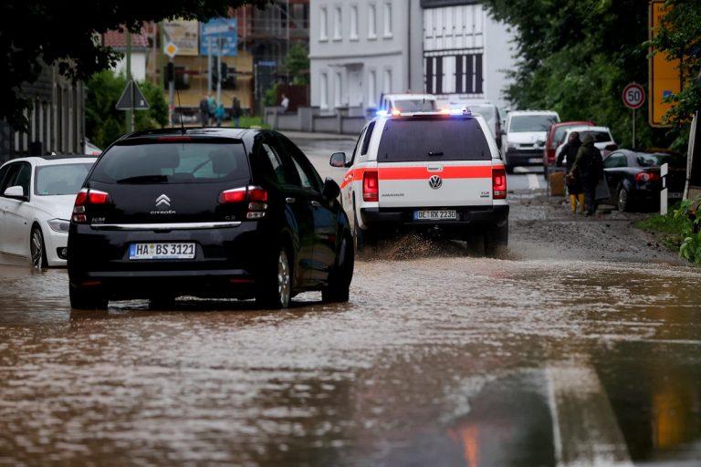 Germania. Foto di Friedemann Vogel / Ansa