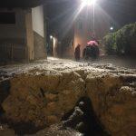 Maltempo in Piemonte, apocalittica grandinata a Castellinaldo d'Alba nella notte: pale e macchinari per rimuovere gli accumuli eccezionali – FOTO
