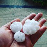 Maltempo, temporali in Lombardia: nubifragio e grandine a Milano [FOTO e VIDEO]