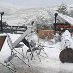 Maltempo, temporale in Val Brembana con grandine e forte vento: frana a Mezzoldo, blackout in diversi comuni – FOTO