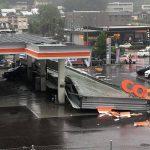 Maltempo in Svizzera, forti piogge provocano frane e allagamenti nel Canton Ticino: 330mm a Coldrerio, auto sommerse a Grancia – FOTO e VIDEO