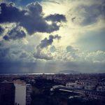 Maltempo, i temporali si abbattono sulla Sicilia: Palermo la più colpita con 97 mm di pioggia già caduti a Monreale [FOTO & VIDEO]
