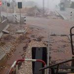 Maltempo Puglia, nubifragio si abbatte sul Gargano: allagamenti e frane sul versante nord, situazione critica a San Marco in Lamis [FOTO]