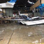 Forti piogge, vento e grandine sferzano la Svizzera: danneggiato l'aeroporto di Locarno, allagamenti e alberi abbattuti a Zurigo [FOTO e VIDEO]