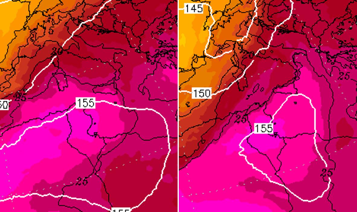 meteo caldo italia 31 luglio 1 agosto 2021