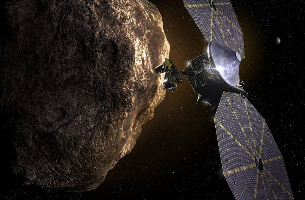 missione Lucy della NASA