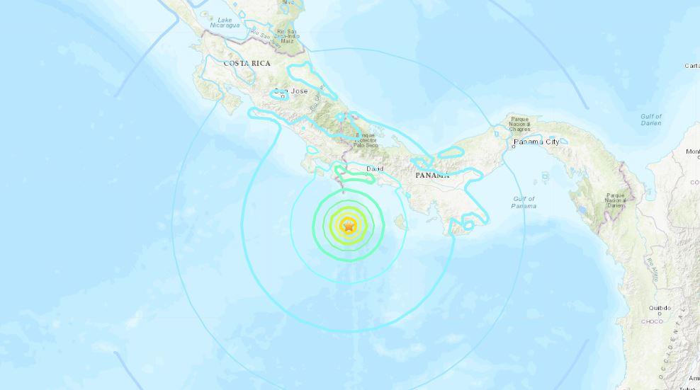 panama terremoto