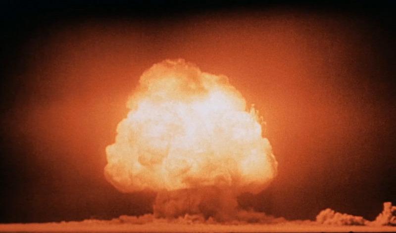 prima bomba atomica trinity test