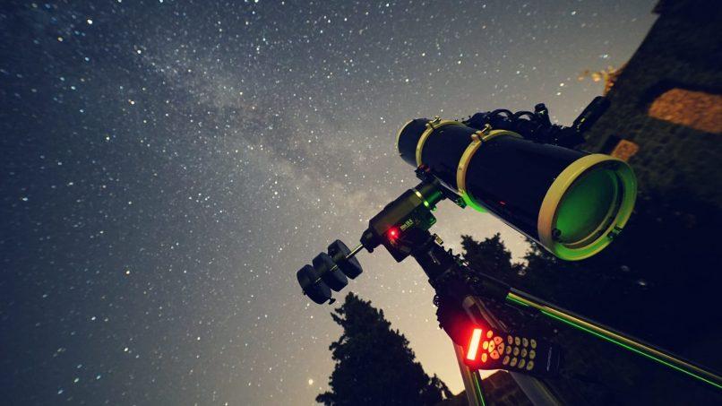 serate astroturistiche