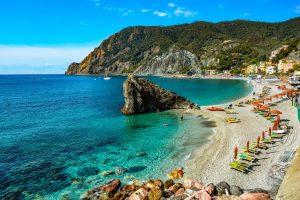 spiaggia di Fegina monterosso