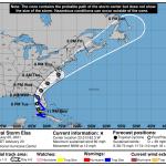 La tempesta tropicale Elsa si avvicina alle Florida Keys dopo avere devastato i Caraibi [MAPPE]