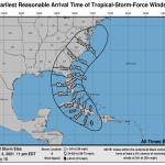L'uragano Elsa, declassato a tempesta tropicale, fa ancora paura: 3 morti nei Caraibi, allerta meteo a Cuba e in Florida [MAPPE]