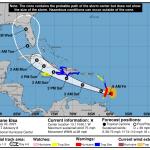 La stagione degli uragani atlantici 2021 è già fuori dalla norma: la 5ª tempesta con nome diventa l'uragano Elsa, allerta ai Caraibi