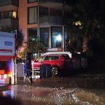 Maltempo, paura nella notte in Trentino: hotel travolto da una colata di fango a Riva del Garda, evacuati un centinaio di ospiti [FOTO]