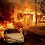 Apocalisse negli USA: Greenville distrutta dal fuoco alimentato dal vento, un'intera città in cenere [FOTO & VIDEO]