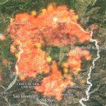 """Incendi in Calabria, """"situazione spaventosa"""" in Aspromonte: le fiamme minacciano le zone appena dichiarate patrimonio Unesco – FOTO"""