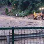Maltempo, frane e allagamenti in Alto Adige: preoccupazione per il livello dei fiumi, l'Isarco esonda a Chiusa [FOTO e VIDEO]