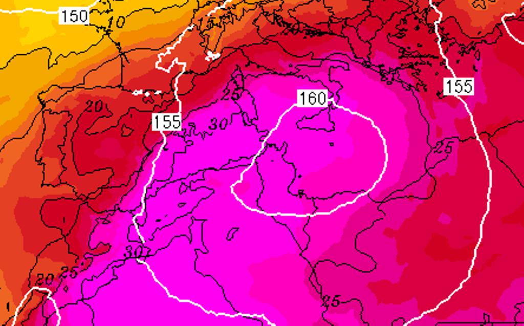 meteo italia martedì 10 agosto 2021