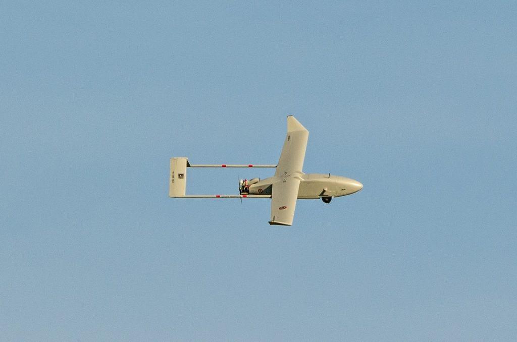 rapier drone italiano incendi