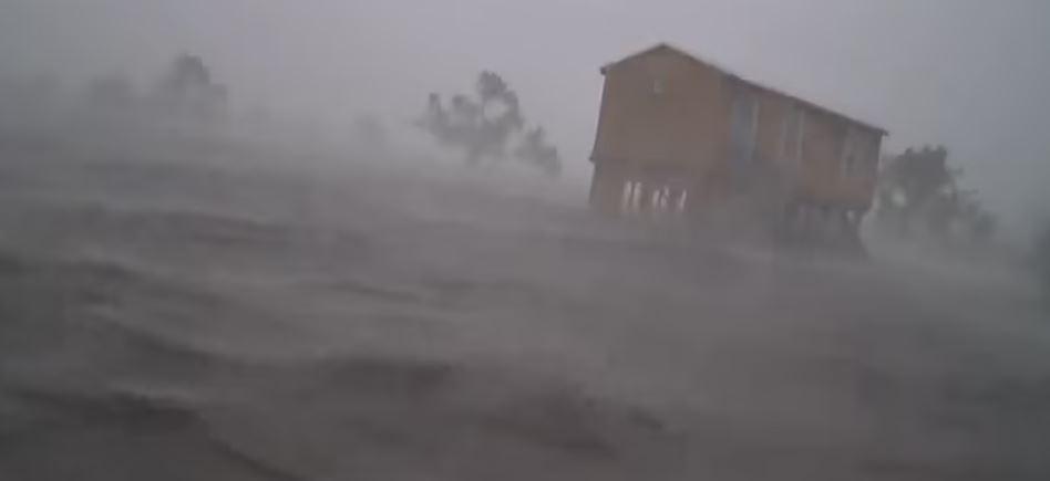 uragano ida louisiana